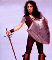 To every rule there is an exception. Ronnie James Dio, of Dio, would defeat any of these other guys in battle.