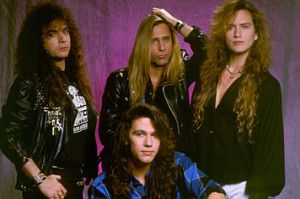Slaughter! Featuring Mark Slaughter!