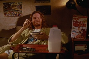 Lance and his Fruit Brute, as interpreted by the great Eric Stoltz.