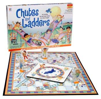 chutes ladders is an evil game that wants to destroy me waltbox