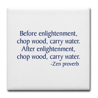 before enlightenment